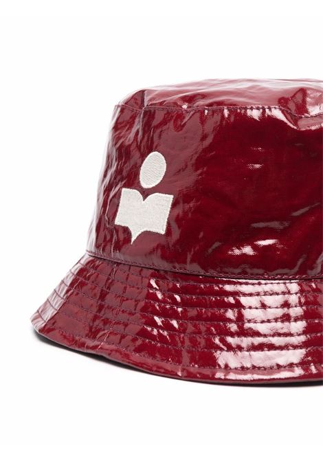 haleyh hat unisex red ISABEL MARANT | Hats | 21ACU0032-21A010J80BY
