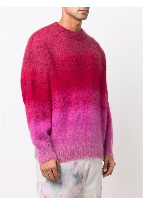 drussellh sweater man fucsia in wool ISABEL MARANT | Sweaters | 21APU1275-21A054H40FA
