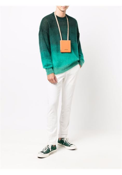 drussellh sweater man green in wool ISABEL MARANT | Sweaters | 21APU1275-21A054H67DG