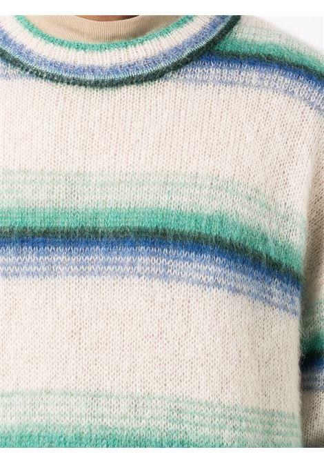 drussellh sweater man beige in wool ISABEL MARANT | Sweaters | 21APU1275-21A055H60GR