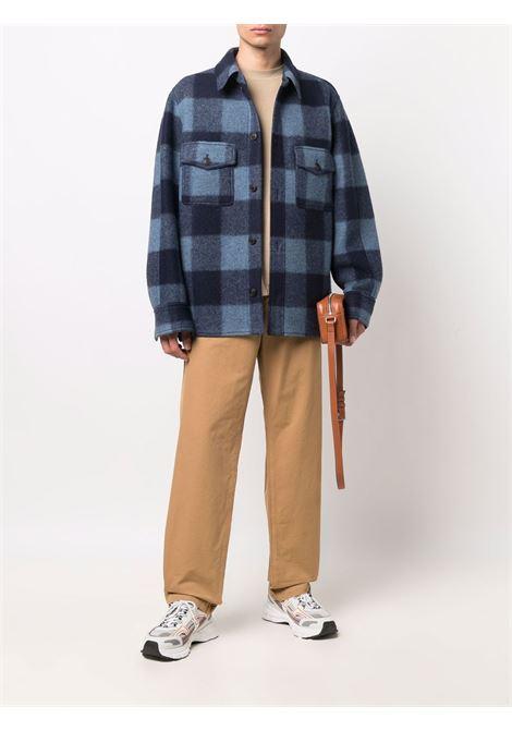 giacca kevron uomo multicolore ISABEL MARANT | Cappotti | 21AVE1623-21A008H30MI