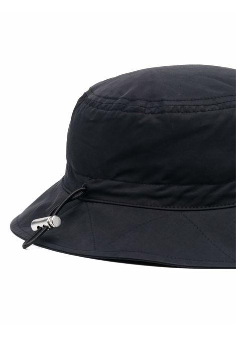 cappello le bob picchu unisex nero in cotone JACQUEMUS | Cappelli | 213AC10-213990