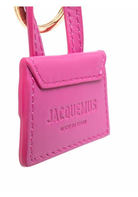 portachiavi chiquito unisex rosa in pelle JACQUEMUS | Mixed | 213AC36-213430