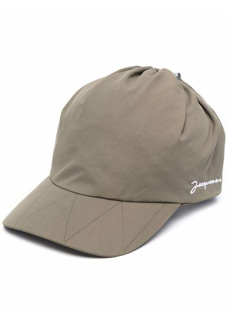 le casquette cache col unisex beige JACQUEMUS | Hats | 216AC18-216530