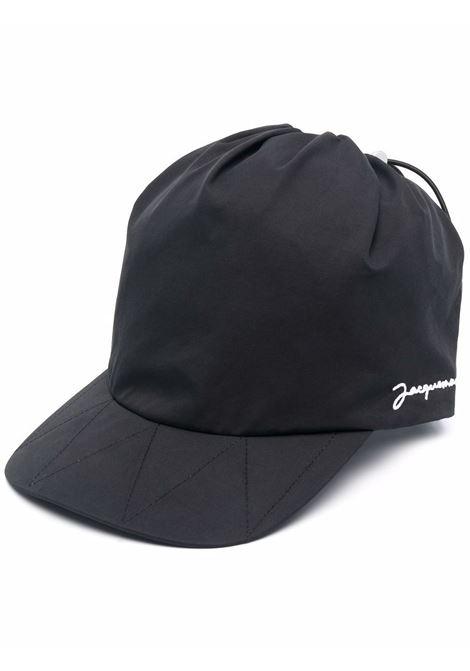 le casquette cache col hat man black  JACQUEMUS | Hats | 216AC18-216990