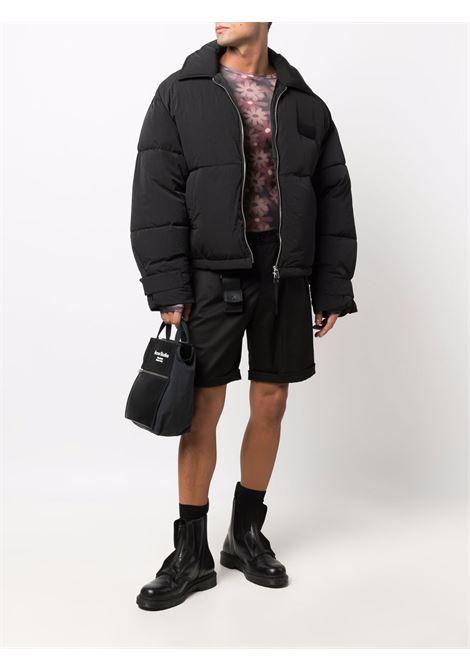 giacca le doudoune flocon uomo nera JACQUEMUS   Giacche   216BL003-1320990