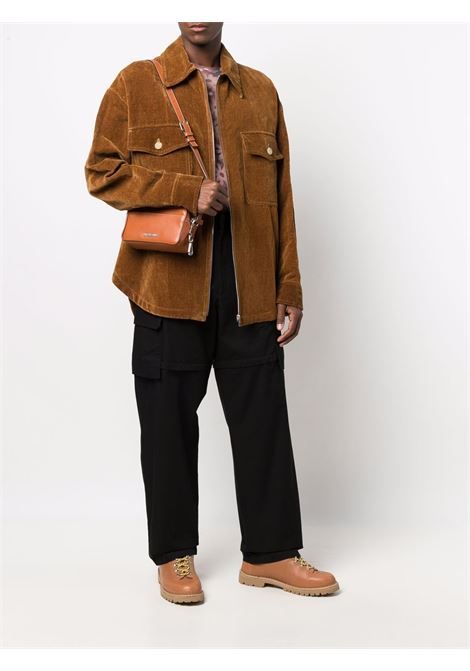 le blouson montagne jacket man brown  JACQUEMUS | Jackets | 216BL12-216850