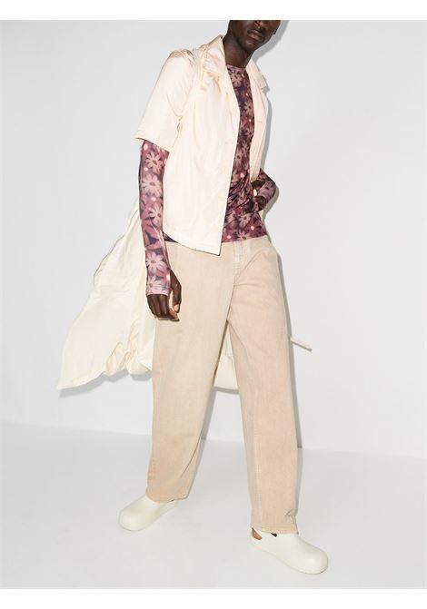 t-shirt la seconde peau fleur uomo multicolor JACQUEMUS | T-shirt | 216JS09-2168AE
