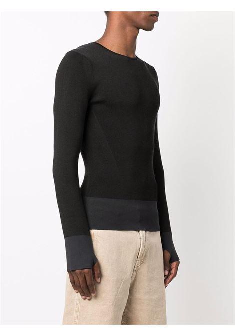la seconde peau t-shirt man black JACQUEMUS | Sweaters | 216KN06-216990