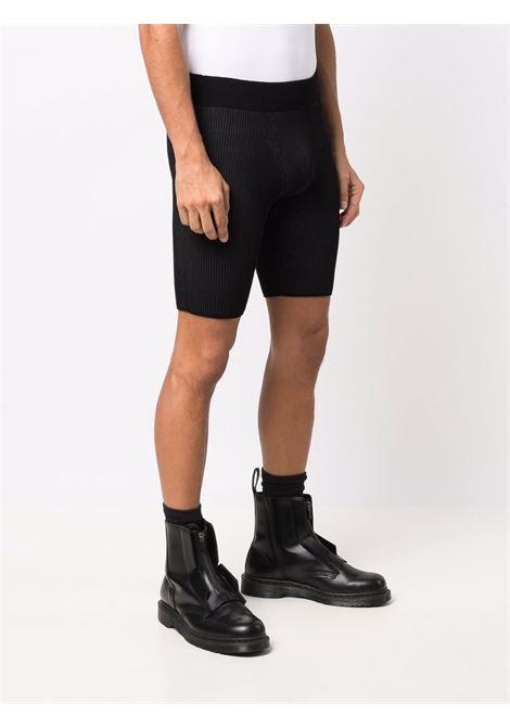 le short aranciu man black JACQUEMUS | Shorts | 216KN07-216990