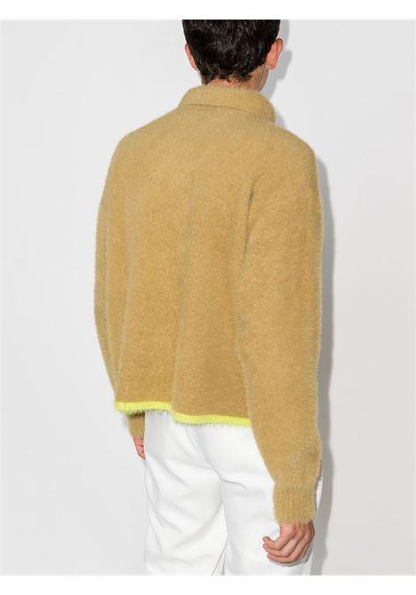 le polo neve man beige JACQUEMUS |  | 216KN61-216150
