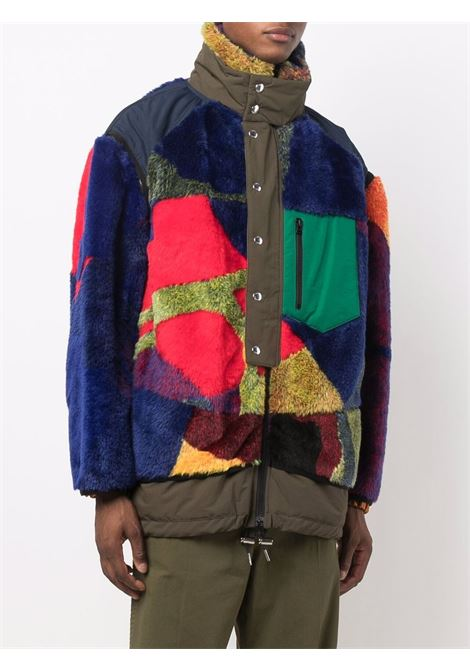 kaws jacket man multicolor KAWS X SACAI | Jackets | 21-02559M926