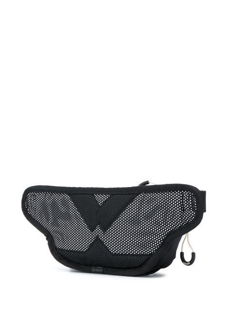 logo belt bag unisex black in polyester KENZO | Belt Bag | FA65SA214F2199