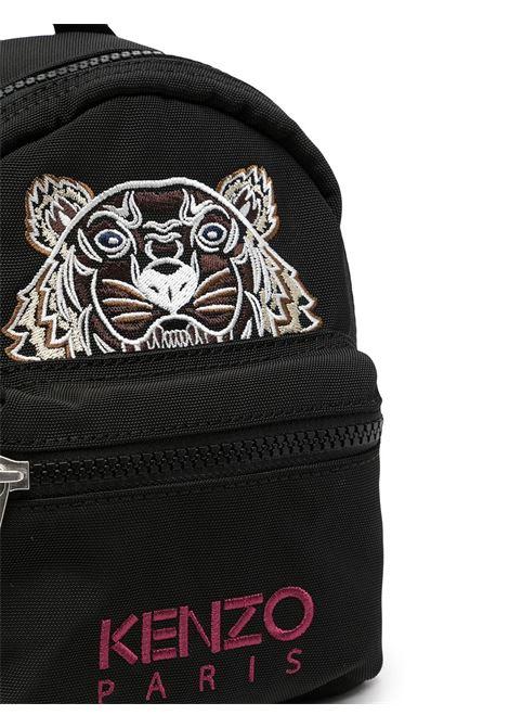 mini zaino tiger unisex nero KENZO | Zaini | FA65SF301F2099G