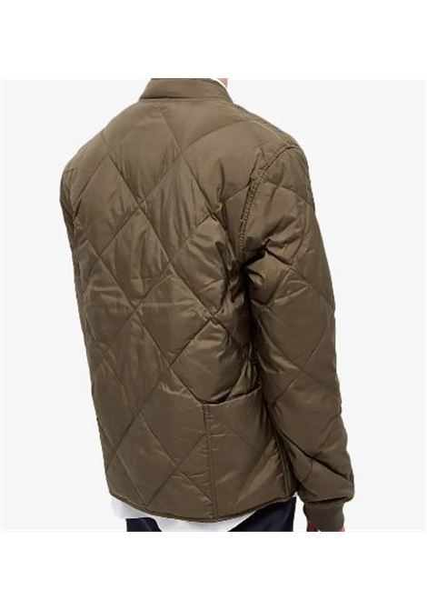 Reversible quilted down jacket Green Man KENZO | Jackets | FB65BL1221NF52