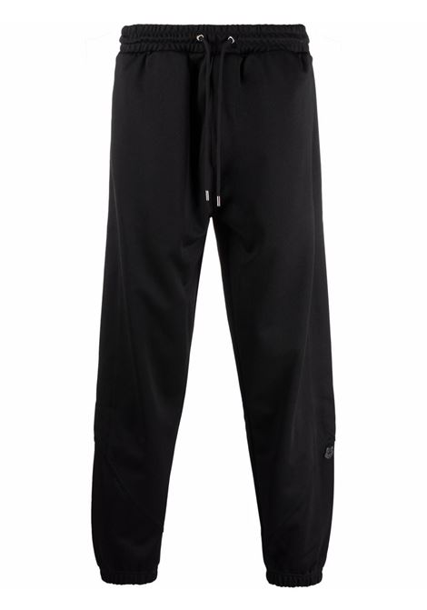 sports pants man black KENZO | Trousers | FB65PA7514IP99