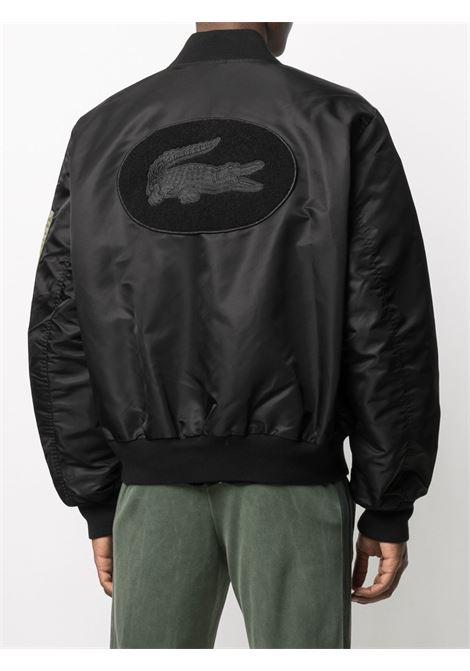 giacca bomber uomo unisex nera LACOSTE   Giacche   BH1158031