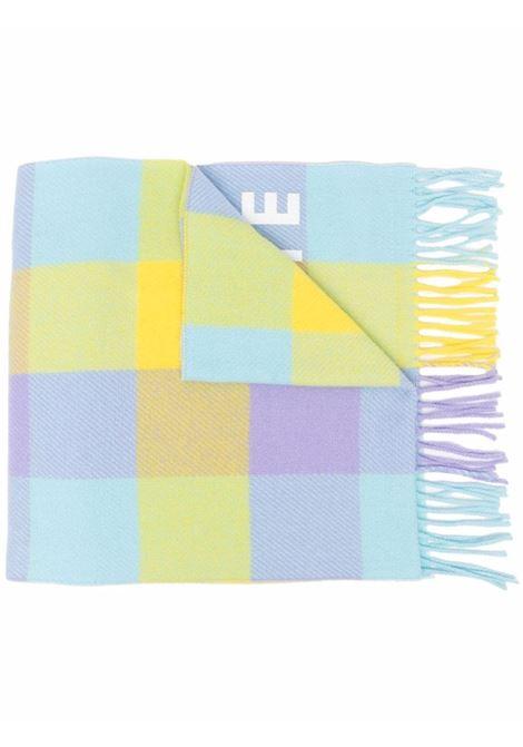 checked scarf man multicolor LACOSTE |  | RE68211AF