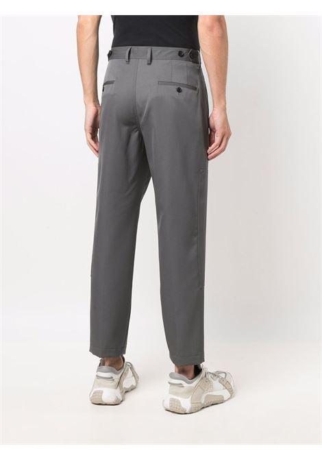 wool pants man gray LANVIN | Trousers | RM-TR0020-4576-A21121