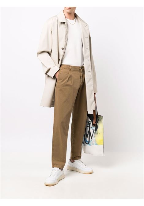 cotton t-shirt man white LEMAIRE | T-shirts | M 213 JE305 LJ060000