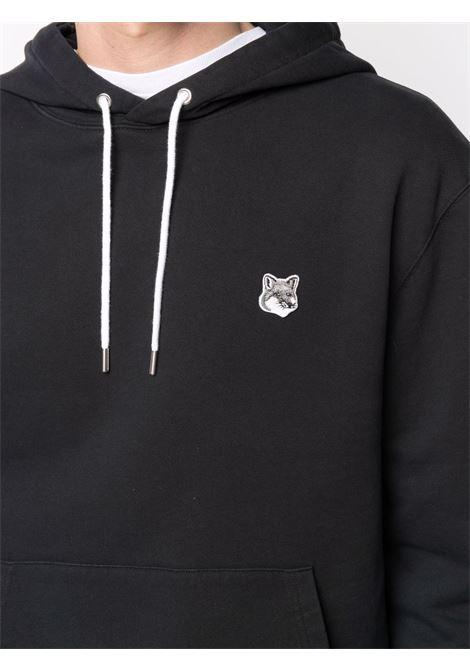 logo hoodie MAISON KITSUNÉ | Sweatshirts | GU00335KM0002P199