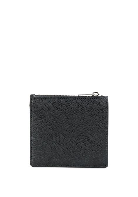 portafoglio in pelle uomo nero MAISON MARGIELA | Portafogli | S35UI0448 P0399T8013