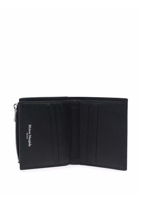 leather wallet man black MAISON MARGIELA | Wallets | S35UI0516 P0399T8013