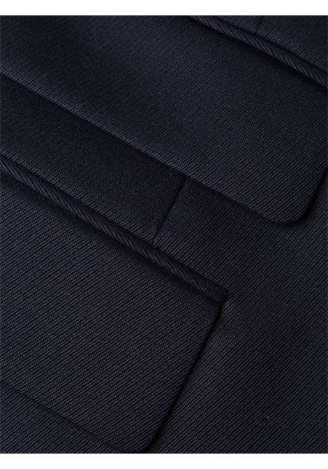 wool coat man blue MAISON MARGIELA | Jackets | S50AA0103 S48109524
