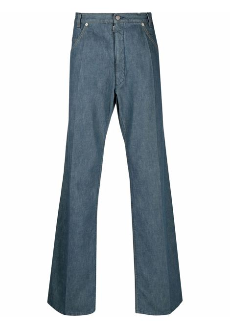 straight jeans man denim MAISON MARGIELA | Trousers | S50LA0186 S30774541