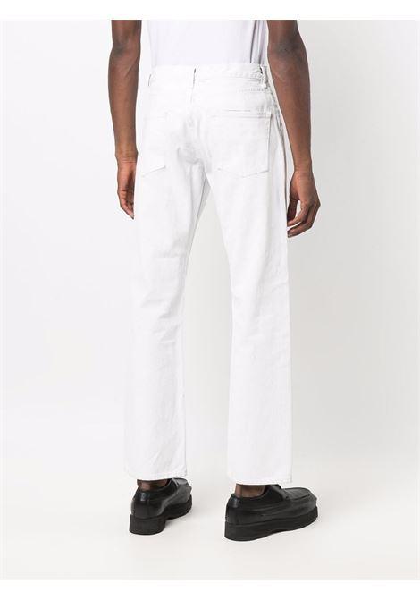 jeans dritti uomo bianchi MAISON MARGIELA | Jeans | S50LA0190 S30561967