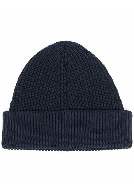cappello a coste uomo blu MAISON MARGIELA | Cappelli | S50TC0051 S17791511F