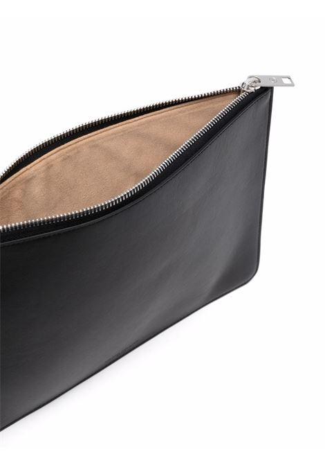 leather clutch man black MAISON MARGIELA | Wallets | S55UI0192 P4303T8013