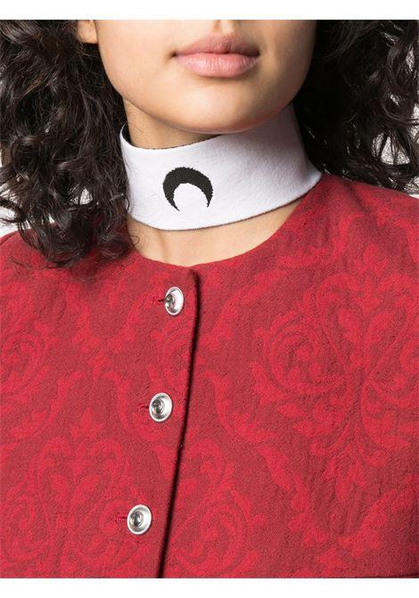 collare choker unisex bianco MARINE SERRE | Mixed | A003ICONW01