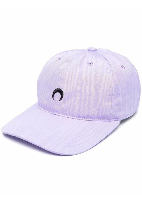 cappello con logo unisex lilla MARINE SERRE | Cappelli | A008FW21X07