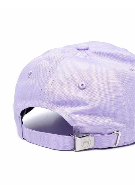 logo hat liliac in polyester MARINE SERRE | Hats | A008FW21X07