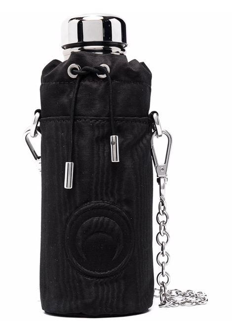 bottiglia con borsa unisex nera in acciaio MARINE SERRE | Mixed | B008ICONXFW2100