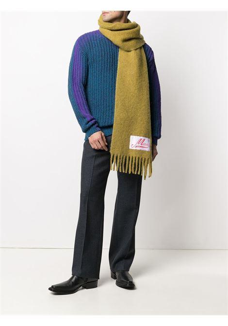 maglione in lana uomo azzurro MARNI | Maglieria | GCMG0207P0 UFH92400B49
