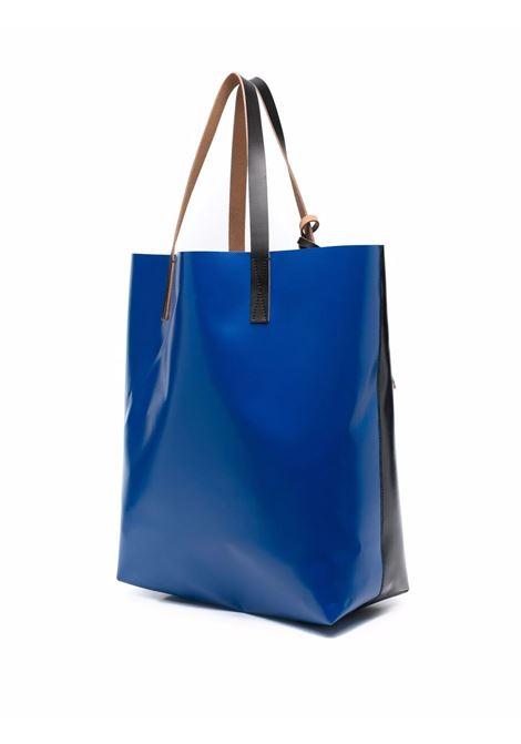 bicolor tote bag unisex in polyester MARNI | Bags | SHMQ0000A3 P3572Z2O14