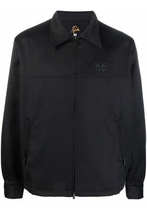 spoprt jacket man black NEEDLES | Jackets | JO186CBLACK C