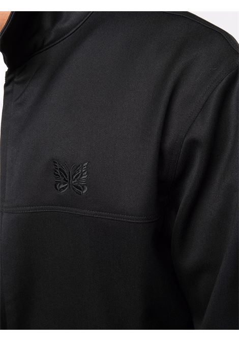 giacca sportiva uomo nera NEEDLES | Giacche | JO186CBLACK C