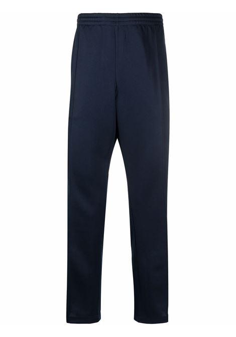 joggers man blue navy in poliestere NEEDLES | Trousers | JO223NAVY C