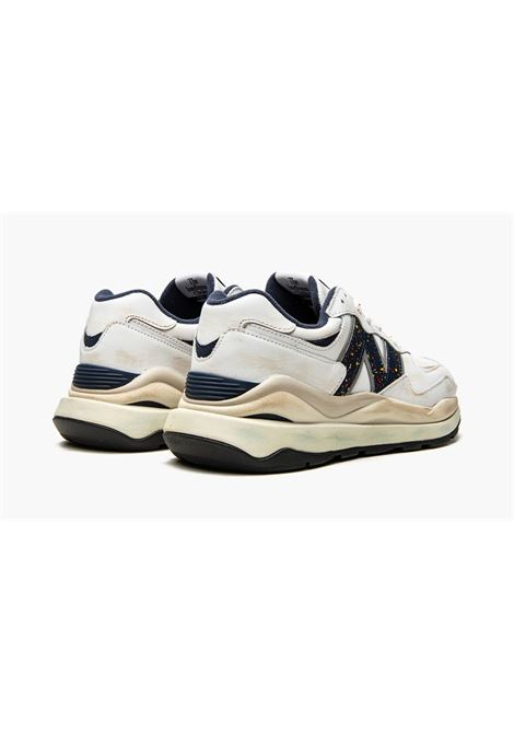 sneakers m5740 uomo bianche in pelle NEW BALANCE | Sneakers | M5740FD1