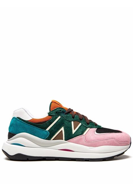sneakers lifestyle m5740 uomo multicolore in pelle NEW BALANCE | Sneakers | M5740FM1