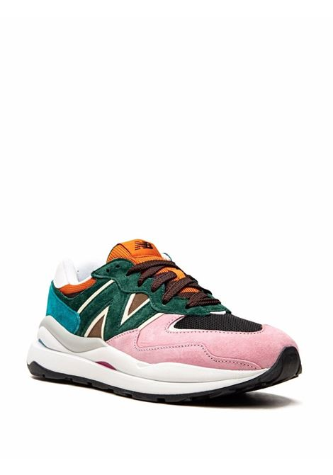 sneakers lifestyle m5740 uomo multicolore in pelle NEW BALANCE   Sneakers   M5740FM1