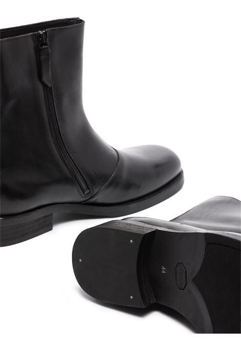 stivaletti camion uomo neri in pelle OUR LEGACY | Stivali | COCBBLACK