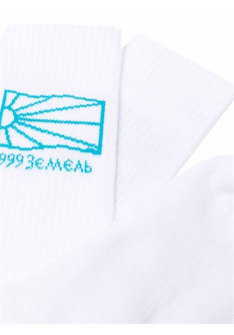 calzini in cotone uomo bianchi RASSVET | Calzini | PACC9K0135