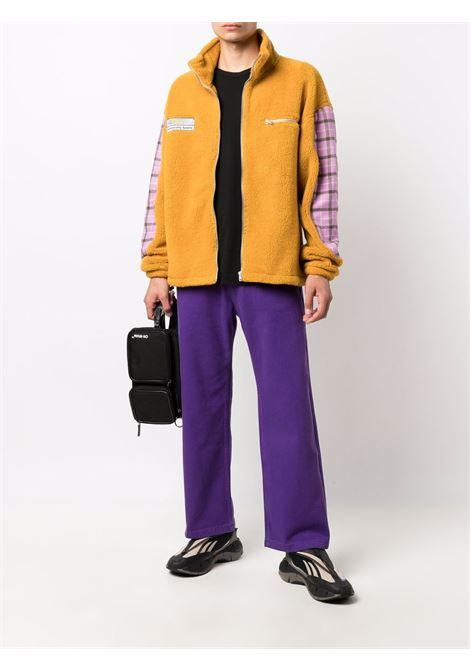 fleece jacket man yellow  RASSVET | Jackets | PACC9T0272