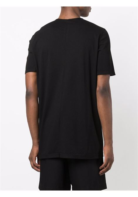 t-shirt in cotone bio uomo nera RICK OWENS DRKSHDW | T-shirt | DU02A3250 RN09