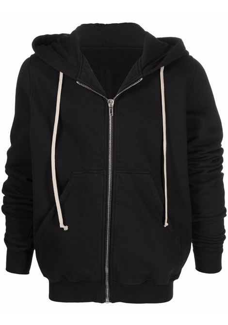 hoodie sweat man black in cotton RICK OWENS DRKSHDW | Sweatshirts | DU02A3276 F09
