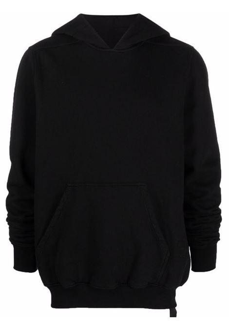 granbury hoodie man black in cotton RICK OWENS DRKSHDW | Sweatshirts | DU02A3289 F09